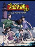 The Lighthouse Mystery Graphic Novel
