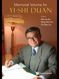 Memorial Volume for Yi-Shi Duan