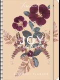 Fireweed 2020-2021 Weekly Planner: 2020-21 On-The-Go Weekly Planner