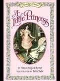 A Little Princess Book and Charm [With Gold-Tone Oval Locket and Necklace]