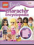 Lego(r) Friends Character Encyclopedia: The Ultimate Guide to the Girls and Their World [With Lego Doll with Accessories]