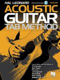 Hal Leonard Acoustic Guitar Tab Method - Book 1: Book with Online Audio