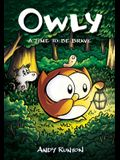 A Time to Be Brave (Owly #4), 4