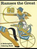 Ramses the Grt Color Bk