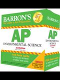 Barron's AP Environmental Science Flash Cards, 2nd Edition