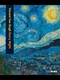 Vincent Van Gogh: The Starry Night