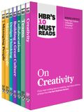Hbr's 10 Must Reads on Creative Teams Collection (7 Books)