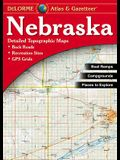 Delorme Nebraska Atlas & Gazetteer