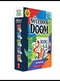 The Notebook of Doom, Books 1-5: A Branches Box Set