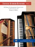 Essential Keyboard Repertoire, Vol 1: 100 Early Intermediate Selections in Their Original Form - Baroque to Modern, Comb Bound Book