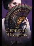 The Zeppelin Deception: A Stoker & Holmes Book