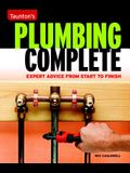Taunton's Plumbing Complete: Expert Advice from Start to Finish