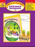 Literacy Centers Grades 1-3