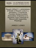 Rausch (Alfred C.), Administrator of Estate of Rausch (Julia C.), Deceased V. Commercial Travelers Mutual Accident Association of America U.S. Supreme