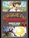 Cirque Du Freak: The Manga, Vol. 1: Omnibus Edition