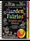 Garden Fairies [With Scratch Off Pencil]
