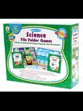 Science File Folder Games, Grades K - 1: Skill-Building Center Activities for Science