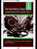 The Oral History Project: Connecting Students to Their Community, Grades 4-8