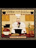 Home Is in the Kitchen: 2012 Wall Calendar