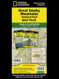 Great Smoky Mountains National Park [map Pack Bundle]