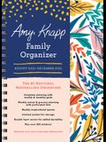 2021 Amy Knapp's Family Organizer: August 2020-December 2021