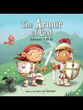The Armor of God: Ephesians 6:10-18