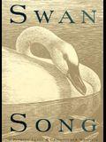 Swan Song: Poems of Extinction (ASPCA Henry Bergh Children's Book Awards )