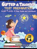 Gifted and Talented Test Preparation: OLSAT(R) Level A Prep Guide and Workbook