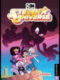 Steven Universe Agenda Undated Calendar