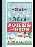 Laugh-Out-Loud Jolly Jokes for Kids: 2-In-1 Collection of Christmas Jokes and Adventure Jokes