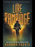 The Lore of Ramridge: Book One of The Lore of Ramridge Series