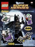 Ultimate Sticker Collection: Lego(r) Batman (Lego(r) DC Universe Super Heroes): More Than 1,000 Reusable Full-Color Stickers