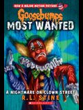 A Nightmare on Clown Street (Goosebumps Most Wanted #7), 7