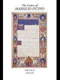 The Letters of Marsilio Ficino: Volume 8
