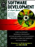 Web and Software Development: A Legal Guide (Web & Software Development: A Legal Guide (W/CD))