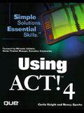 Using ACT 4