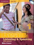 Cambridge English Skills Real Listening and Speaking 1 with Answers and Audio CD [With CD (Audio)]