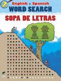 English-Spanish Word Search Sopa de Letras #2