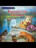 Fishing for Trouble Lib/E