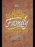 The One Year Book of Josh McDowell's Family Devotions