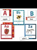 World of Eric Carle(tm) Alphabet Learning Cards