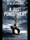 A Just Punishment: A Highlands and Islands Detective Thriller