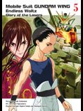 Mobile Suit Gundam Wing, 5: Glory of the Losers