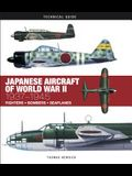 Japanese Aircraft of World War II: 1937-1945