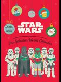 Star Wars: The Galactic Advent Calendar: 25 Days of Surprises with Booklets, Trinkets, and More! (Official Star Wars 2021 Advent Calendar, Countdown t