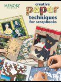 Creative Paper Techniques for Scrapbooks