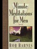 Minute Meditations for Men