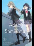 Adachi and Shimamura, Vol. 1 (Manga)