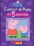 Peppa Pig: Cuentos de Peppa En 5 Minutos (5-Minutes Peppa Stories)