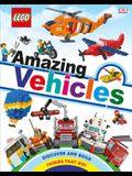 Lego Amazing Vehicles: (Library Edition)